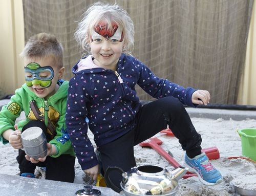 Aurora Early Education's Commitment To Active Lifestyles
