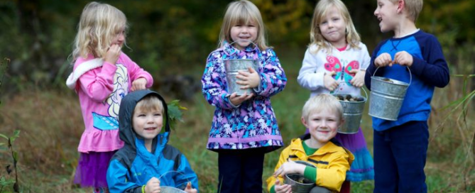 benefits of mixed-age groups in early child education