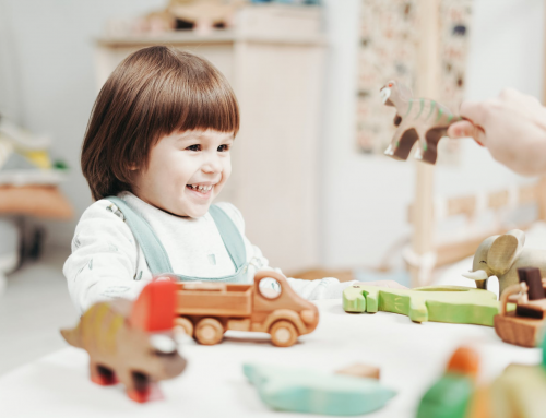 How to Develop Your Child's Motor Skills in 5 Easy Ways