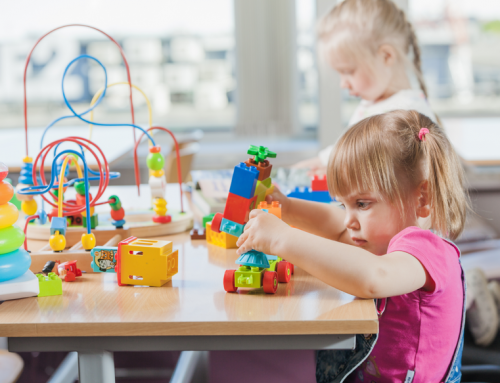 How to Encourage Creative Thinking in Early Childhood
