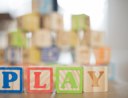 Play – The Building Block of Your Child's Brain Architecture
