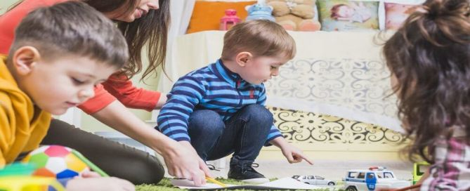 how montessori-based early education prepares your child for school and later life