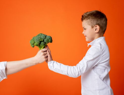 Building On Children's Nutrition: Try For 5 With Aurora!