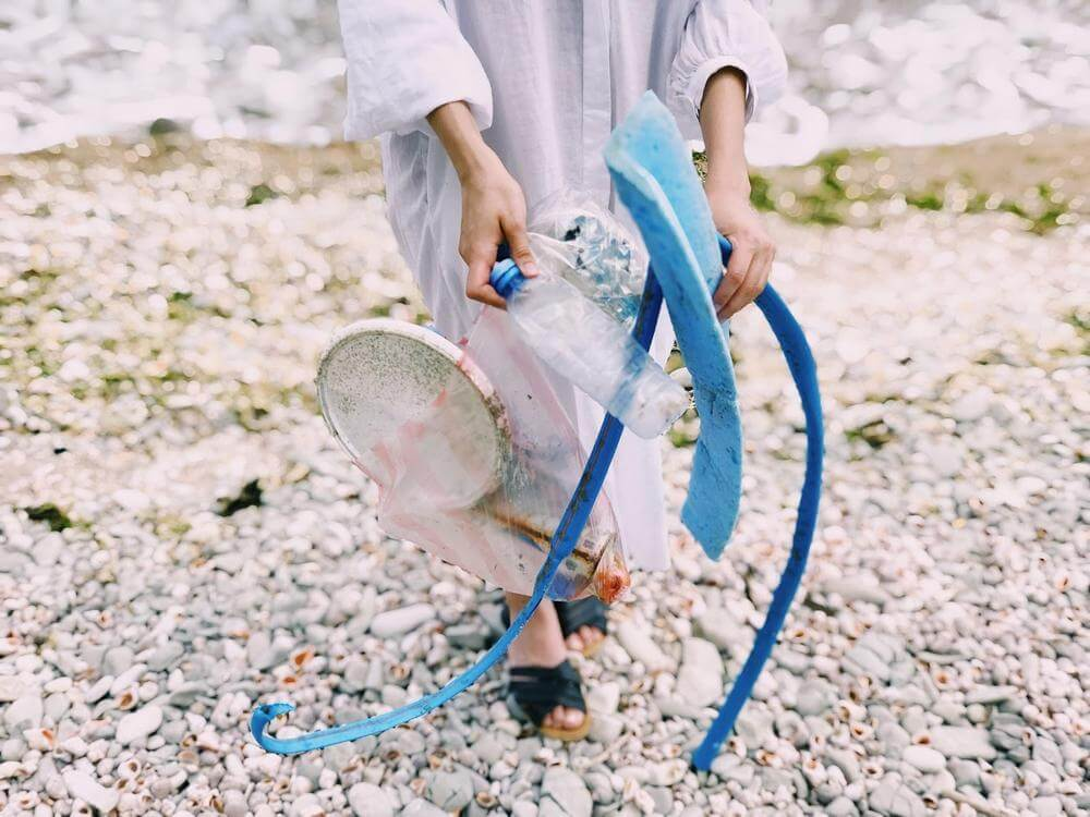 Plastics are not eco-friendly