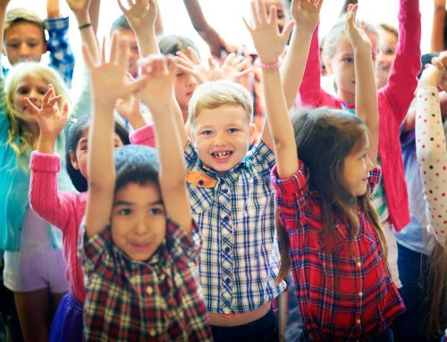 Building Harmony in Early Childhood